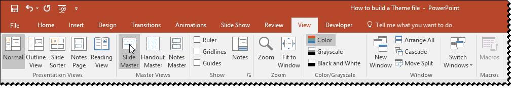 Microsoft Office Themes Ribbon3