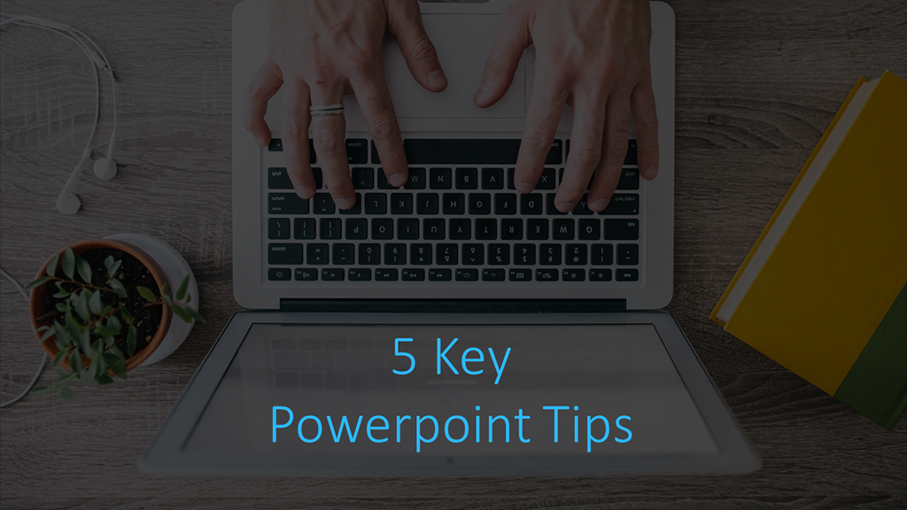 PowerPoint Chapter Slide Layout