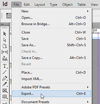 Convert InDesign to PowerPoint